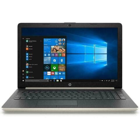 """HP Notebook 15.6"""" 15-DW0023CL - Intel® Core i3-8145U - 4 GB RAM - 128 GB SSD"""