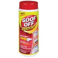 Goof Off FG685 Heavy Duty Wipes, Count 30