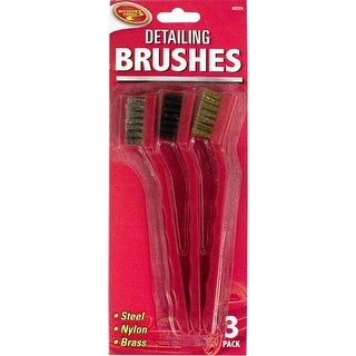 Detailer's Choice 4B319 Detailing Brushes