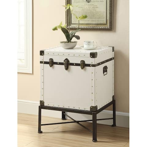 Dunst Trunk Style Accent Cabinet