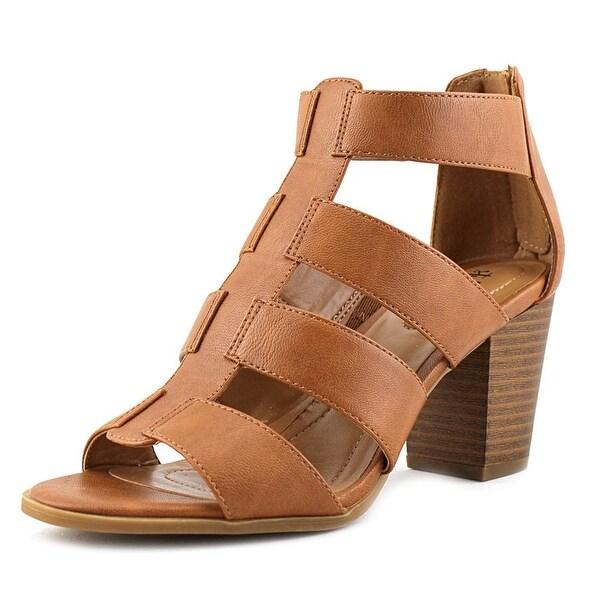 Style & Co JANINAA Women Coffee Sandals
