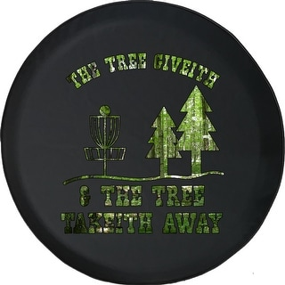 Link to Spare Tire Cover Disc Golf Funny Tree Similar Items in Billiards & Pool