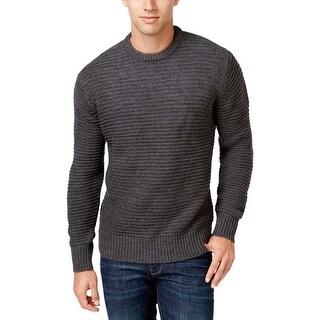 Weatherproof Mens Pullover Sweater Knit Crew Neck