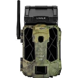 Spypoint linksv spypoint trail cam link solar verizon 12mp low glow camo