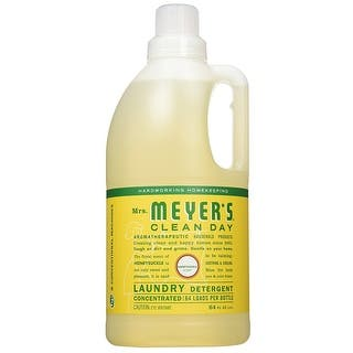 Mrs Meyers Clean Day 70112 High Efficiency Laundry Detergent, 64 Oz|https://ak1.ostkcdn.com/images/products/is/images/direct/858b2c1169847fdb799709159ba623ab018a38c0/Mrs-Meyers-Clean-Day-70112-High-Efficiency-Laundry-Detergent%2C-64-Oz.jpg?impolicy=medium