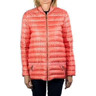 Moncler Gamme Rouge Brooke Padded Down Bomber Jacket Peach Women's|https://ak1.ostkcdn.com/images/products/is/images/direct/858c03dd61ba8cec97efe61cb6aae79d45bda54d/Moncler-Gamme-Rouge-Brooke-Padded-Down-Bomber-Jacket-Peach-Women%27s.jpg?impolicy=medium