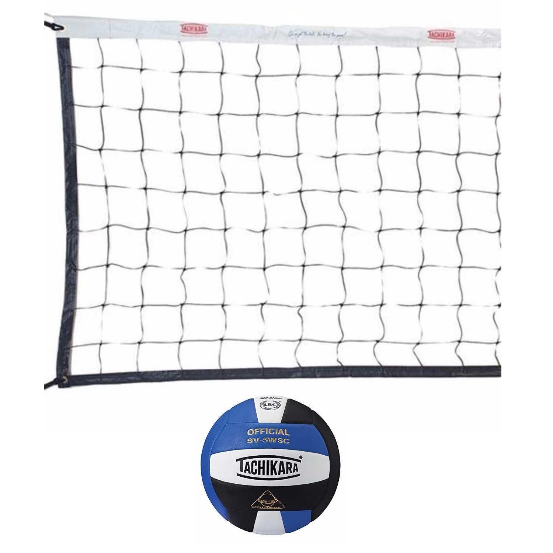 Tachikara Recreational Volleyball Net REC-NET Volleyball Net NEW