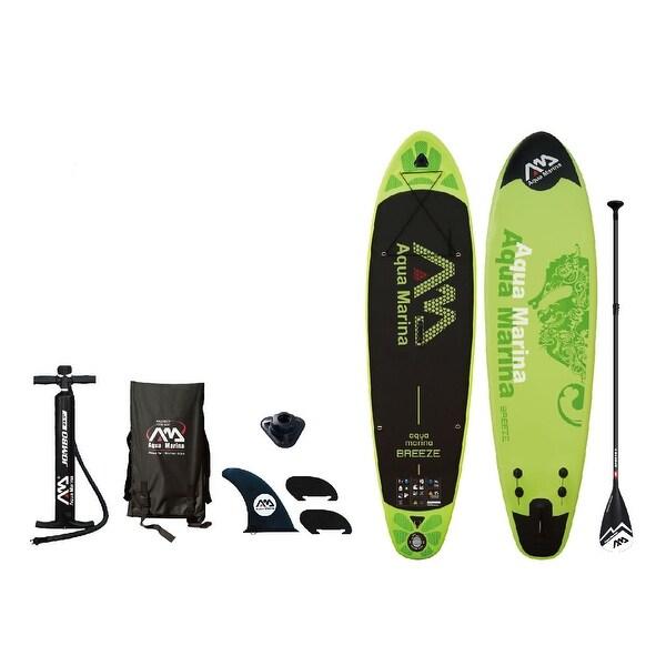 Shop Aqua Marina Breeze 9 9 Quot Stand Up Paddle Board
