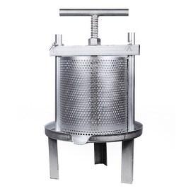 Silver Color Net Hole Honey Pore Press Presser Universal Apis Mellifera Chinese Bee