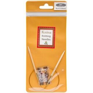 "Tulip Knina Knitting Needles 16""-Size 4/3.5mm"