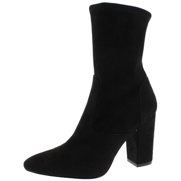 Ivanka Trump Womens Lynna Booties Solid Ankle