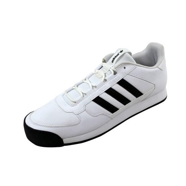 Adidas Men's Samoa Runner Dark Blue/Vintage White F37301 Size 13