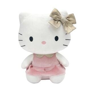 """Lambs & Ivy Pink Hello Kitty Plush Kitty 10"""" Hello Kitty"""