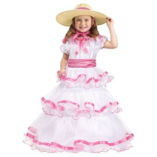 Toddler Sweet Southern Belle Halloween Costume