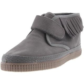 Cienta Girls Leather Chukka Boots - 31 medium (b,m)