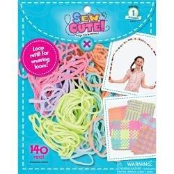 Pastel - Sew Cute! Loom Loop Refill Kit