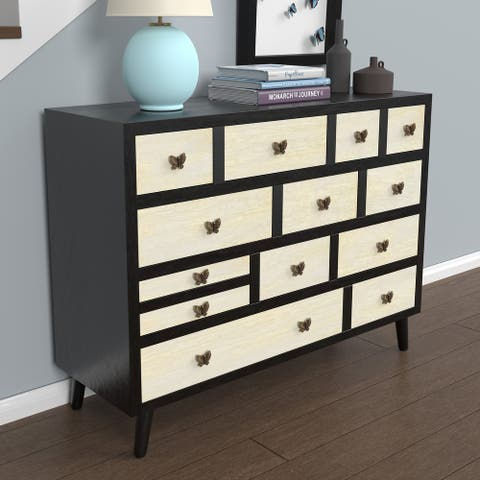 Carson Carrington Petoni 13-Drawer Sideboard