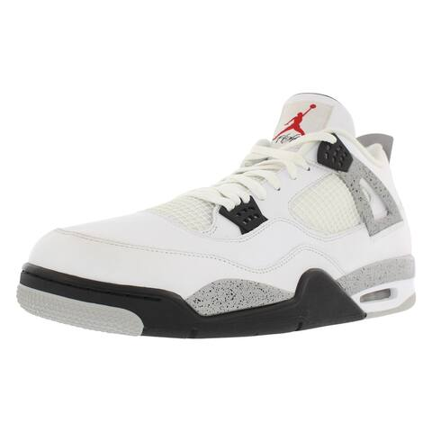 brand new 6f6b5 adf78 Jordan Retro 4 Og Basketball Men s Shoes Size - 18 D(M) US