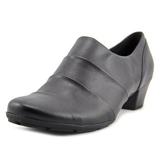 Gabor 95.413 Cap Toe Leather Loafer