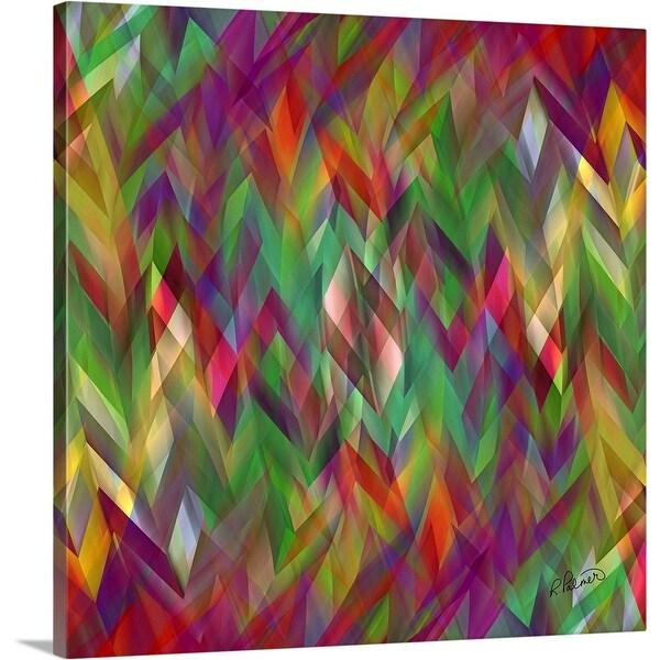 """Tightly Knit"" Canvas Wall Art"