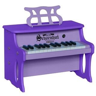 Schoenhut 25 Key 2 Toned Table Top Purple