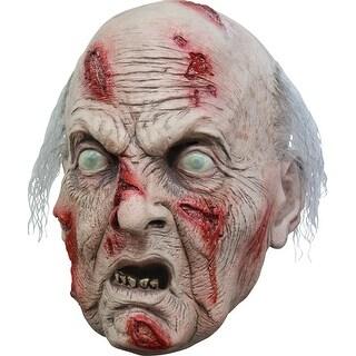 Grumpy Old Man Halloween Mask