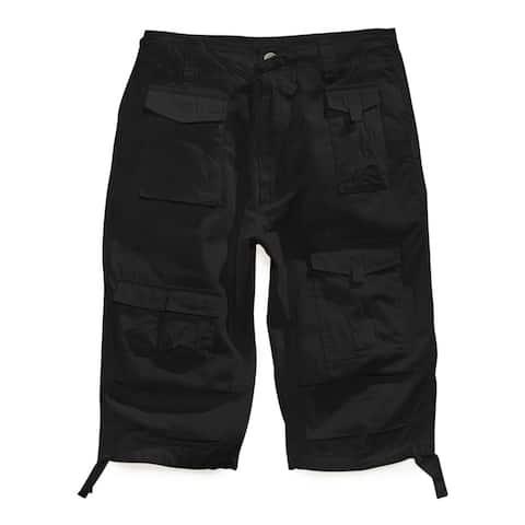 Sean John Boys Flight Casual Cargo Shorts - 2T