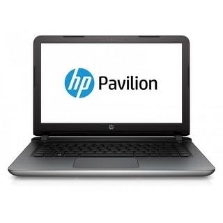 """HP 14-AC154NR 14"""" Laptop Intel Celeron N3050 1.6GHz 2GB 32GB Windows 10"""