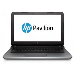 """HP 14-G005LA 14"""" Laptop AMD A4-6210 1.8GHz 4GB 500GB Windows 10"""