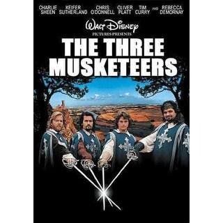 Three Musketeers - DVD