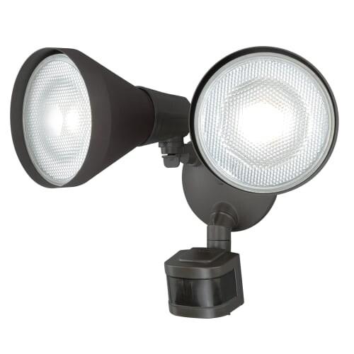 Vaxcel Lighting T0176 Gamma 2 Light Motion Sensor Photocell Outdoor Flood Light