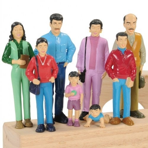 Hispanic family activities Heritage Month Shop Family Play Set Hispanic Free Shipping On Orders Over 45 Overstockcom 17776326 Dakshco Shop Family Play Set Hispanic Free Shipping On Orders Over 45