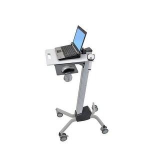 Ergotron 24-205-214 Neo-Flex Laptop Cart For Notebook - Plastic, Aluminum