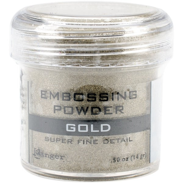 Embossing Powder-Super Fine Gold