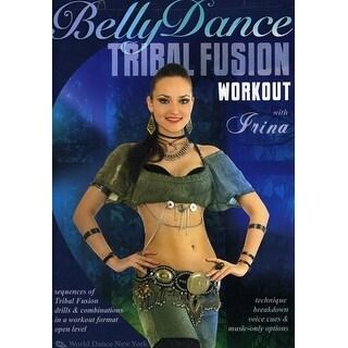 Bellydance-Tribal Fusion Workout [DVD]