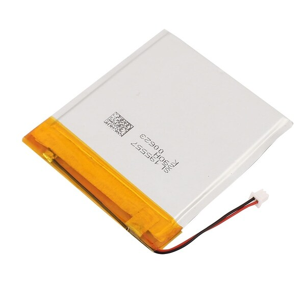 DC 3.7V 180mAh Rechargable Ultra-thin Lithium Battery for Bluetooth Keyboard
