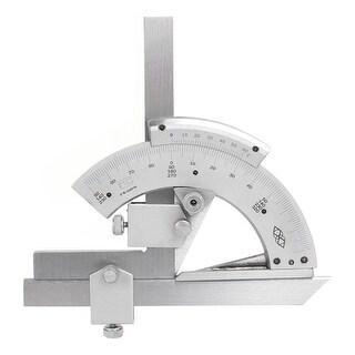 0-320 Degree Universal Vernier Bevel Protractor Measuring Tool