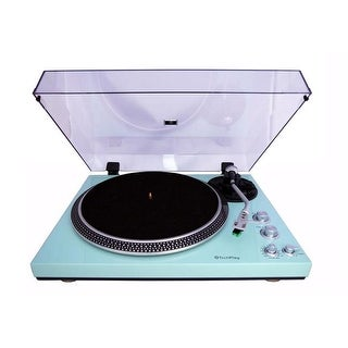 Techplay 2 Speed Turntable with Built-in Phono Pre Amplifier