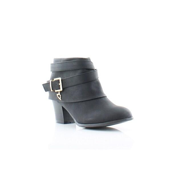 Thalia Sodi Teca Women's Boots Black