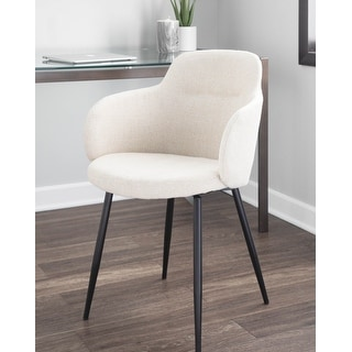 Carson Carrington Iglabo Industrial Upholstered Chair