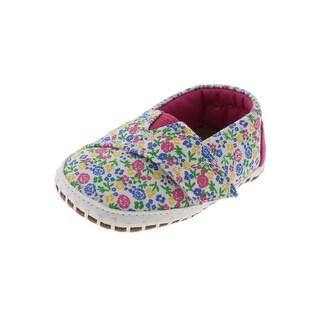 Toms Alpargata Crib Shoes Moc Lightweight