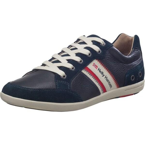 Helly Hansen 2016 Men's Kordel Leather Shoes (Navy/Natural/Sperry Gum) - 10945-597 - navy/natural/sperry gum