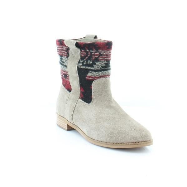 TOMS Laurel Women's Boots Desert Taupe