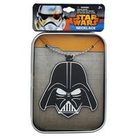 Star Wars Darth Vader Necklace with Tin Case