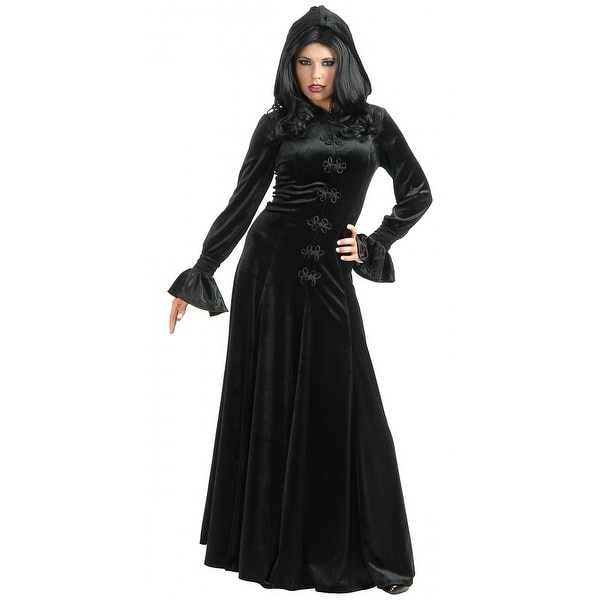 Twilight Hooded Dress