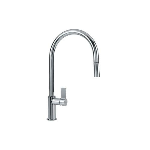 Franke FF31 Ambient Pullout Spray High-Arc Kitchen Faucet