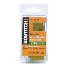 "Bostitch 1"" 23Ga Headless Pin"