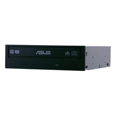Asus Drw-24B3st 24X Internal Dvd+/- Rw Drive (Black), Retail