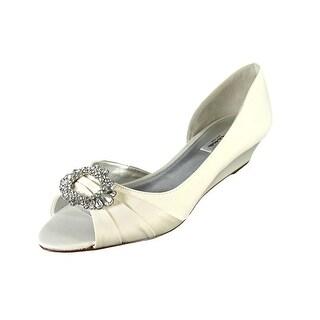 Nina Rivka Women Ivory Luster Sandals