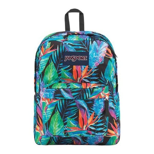 Shop JanSport Superbreak Backpack Vivid Paradise - US One Size (Size ... 1655cf9af9444